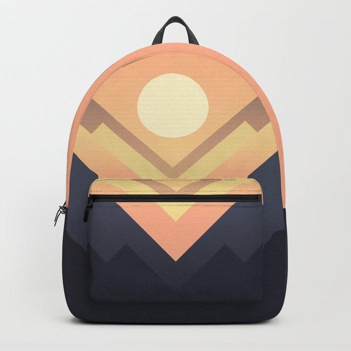 The Sun Rises Backpack