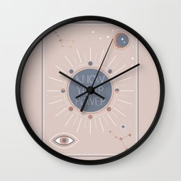 Know your Power Wall Clock