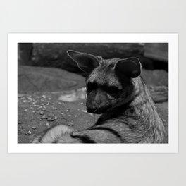 Ears Art Print