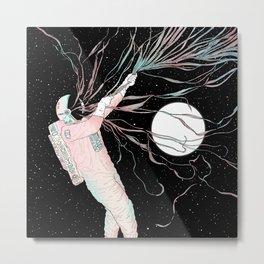 Hold On to Dreams (Hang On to Life) Metal Print