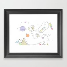 Funland 6 Framed Art Print