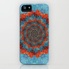 Blossoming woe iPhone Case