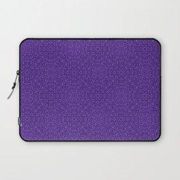 Organic on purple Laptop Sleeve
