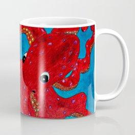 Octo a la Sharpie Coffee Mug
