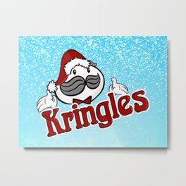 Kringles Metal Print