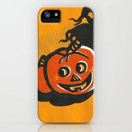 Halloween Grin iPhone Case