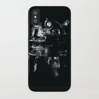 dalek iPhone & iPod Cases featuring Dalek by zerobriant