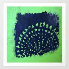 Little People II Art Print