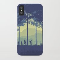 stand by me iPhone & iPod Cases featuring Stand By Me by Ape Meets Girl