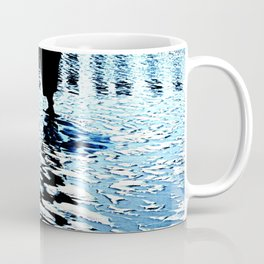 Sand, Water, Beach Reflexion 1 Coffee Mug