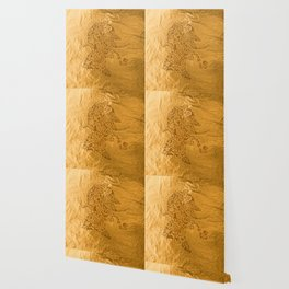 Sherlock - Gold Wallpaper