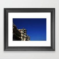 Udaipur Framed Art Print