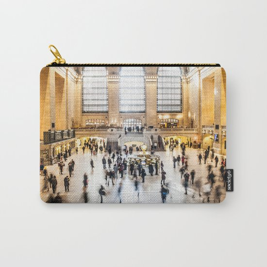 Grand Central Station New York City Carry-All Pouch