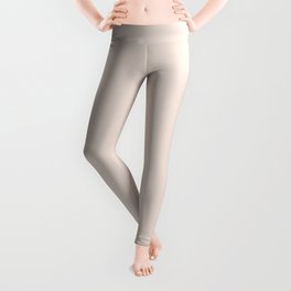 Sand Castle ~ Pink Cream Leggings