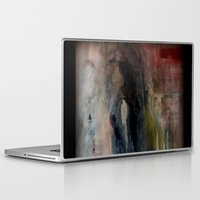 imagerybydianna Laptop & iPad Skins featuring corona de cenizas by Imagery by dianna