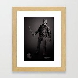 """Friday The 13th"" Framed Art Print"