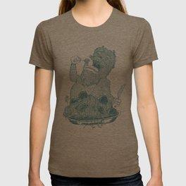 Yeti Spaghetti T-shirt