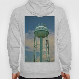 Tower And Clouds Hoody