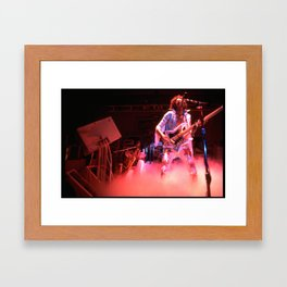 "William ""Bootsy"" Collins Live Framed Art Print"