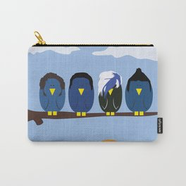 Marianas Trench o' Birds Carry-All Pouch