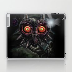Legend of Zelda Majora's Mask Link Laptop & iPad Skin