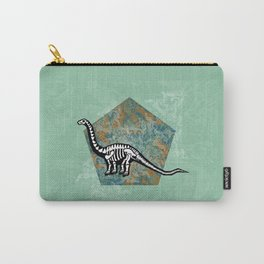 Brachiosaurus Fossil Carry-All Pouch