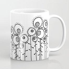 Flowers Fiels Coffee Mug