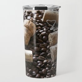 Cork & Coffee Travel Mug