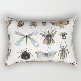 Entomology Rectangular Pillow
