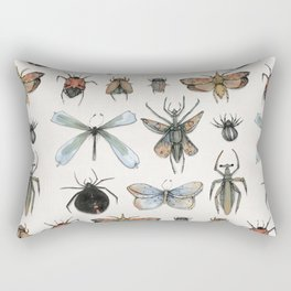 Entomology Rectangular Pillow