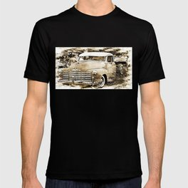 1950's Vintage Chevy Chevrolet Pick up Truck T-shirt