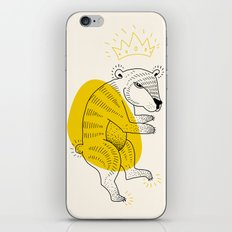 Dancing Queen iPhone & iPod Skin