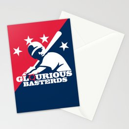 Glourious Basterds Stationery Cards