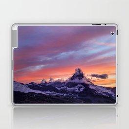 Himalayas Fishtail Mountain Sunset Laptop & iPad Skin