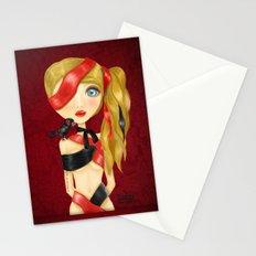 Amor y odio Stationery Cards