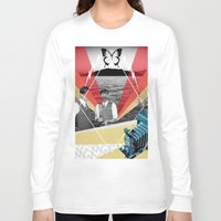 science Long Sleeve T-shirts featuring Science by Chris Newton