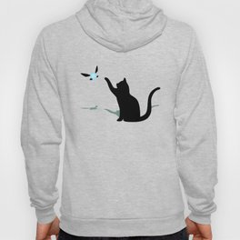 Cat and Navi Hoody