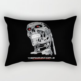 Judgment Day Rectangular Pillow