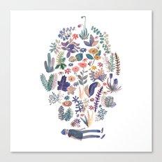 nature creator Canvas Print