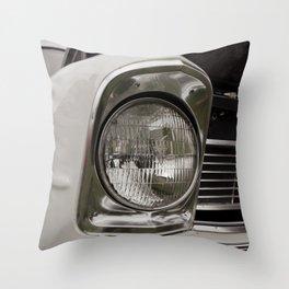 Vintage Car 9 Throw Pillow