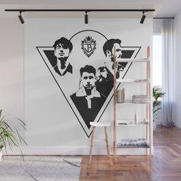 Jonas Brothers Wall Mural