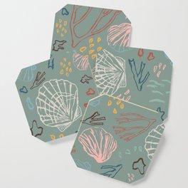 Deep-sea Treasures Coaster
