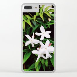 Grow 1 Clear iPhone Case
