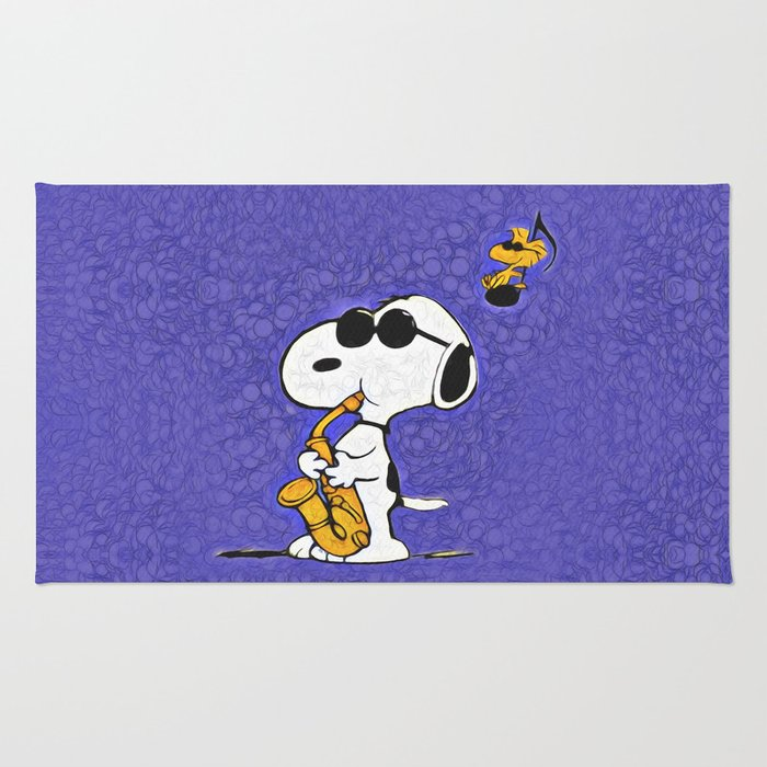 Snoopy Rug