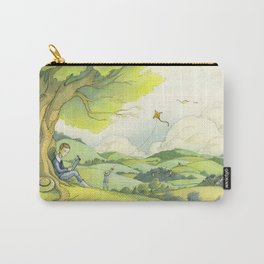 Tolkien In The Birmingham Hills Carry-All Pouch