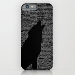 The Call of the Wild iPhone Case