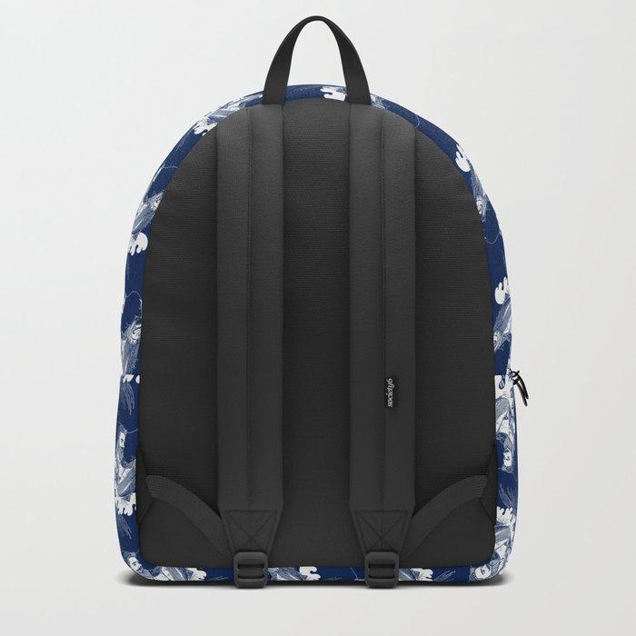 Fisherman Backpack