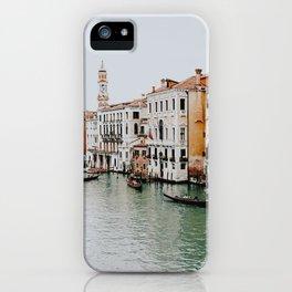 Venice VII / Italy iPhone Case