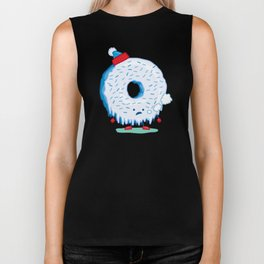 The Frigid Donut Biker Tank