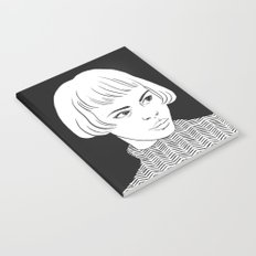 Chic Lady Notebook